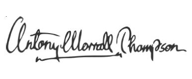 Antony Worrall Thompson restaurants logo